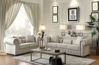 Savonburg Collection 2 PCS SOFA AND LOVESEAT