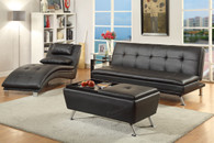 ADJUSTABLE BACK UPTOWN SOFA
