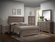 FARROW COLLECTION COMPLETE BEDROOM SET