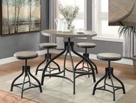 KENNETH DINING TABLE TOP 5 Piece Set