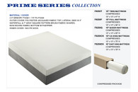 10 INCHES MEMORY FOAM MATRESS