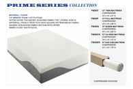 12 INCHES MEMORY FOAM MATRESS