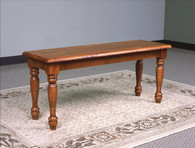 FARMHOUSE BENCH DOAK - 1032D.OAK