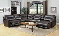 7PC BENNINGTON SECTIONAL WITH CHAISE - BENNINGTON