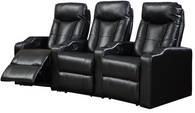 3PC MADISON SQUARE Home Theatre (BLACK​) - MADISON SQUARE-BLACK​