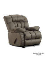 Graphite Plush Rocker Recliner - 9200 Graphite