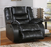 Ashley Black Recliner - 952