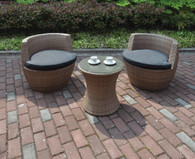 3PC OUTDOOR PATIO SET