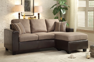 REVERSIBLE SOFA CHAISE SWATCH SLATER COLLECTION