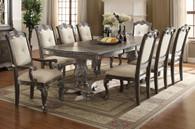 KIERA DINING TABLE GREY -2151T/44108/GY