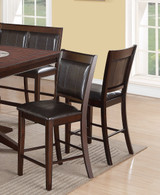 HARRISON COUNTER HEIGHT CHAIR 2 PCS SET-2726S/24