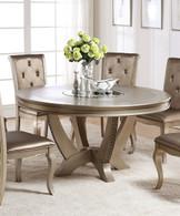 MINA ROUND DINING TABLE-2166T/59