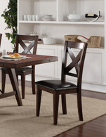SIERRA SIDE CHAIR 2 PCS SET-2103/S