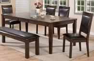 LOTTIE DINING TABLE-2333T/4286