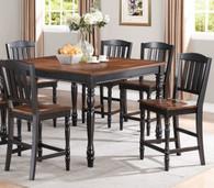 RAMONA COUNTER HIGHT TABLE-2738T/5454/BK