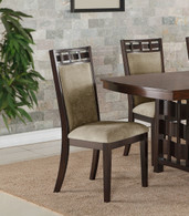 PRYCE SIDE CHAIR 2 PCS SET-2375/S
