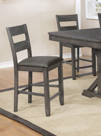 SABLE COUNTER HIGHT CHAIR 2 PCS SET-2632S/24