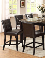 BRUCE COUNTER HEIGHT CHAIR 2 PCS SET-2767S/24