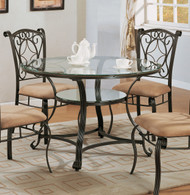 JESSICA ROUND DINING TABLE-1843T/48
