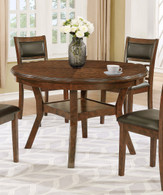 CALLY ROUND DINING TABLE-2216T/48