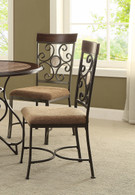 SARAH SIDE CHAIR 2 PCS SET-1811/S