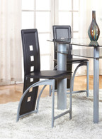 ECHO COUNTER HEIGHT CHAIR 2 PCS SET-1770S/24