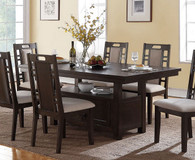 FUNCTIONAL LOWER DISPLAY DINING TABLE-F2383