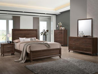 DARRYL COLLECTION COMPLETE BEDROOM SET