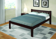 SOLID WOOD FULL MISSION BED-1510-FULL