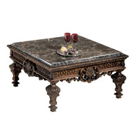 EMILY MARBLE TOP COFFEE TABLE-T953