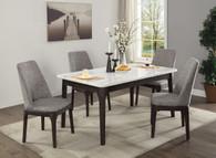 JANEL DINING TABLE 5 PCS SET-2268
