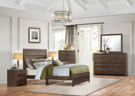 ERWAN MODERN STYLE BEDROOM 4 PCS SET-1961