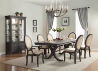 LINDLEY COLLECTION DINING TABLE 5 PCS SET-1947