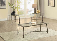 SUISUN OCCASIONAL TABLES 3 PCS SET-3605