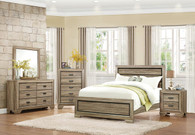 BEECHNUT COLLECTION 6 PCS BEDROOM SET-1904