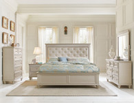 CELANDINE COLLECTION 6 PCS BEDROOM SET-1928