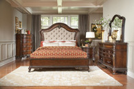 BONAVENTURE COLLECTION 6 PCS BEDROOM SET-1935PN