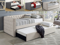 TRINA IVORY DAYBED-5335IV