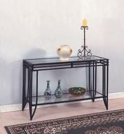 MATRIX METAL SOFA TABLE-3702-05-N