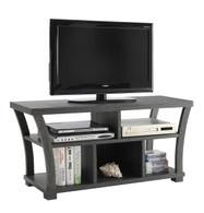 DRAPER TV STAND GREY-4806-GY