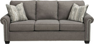 GILMAN CHARCOAL COLLECTION QUEEN SOFA SLEEPER-92602-39