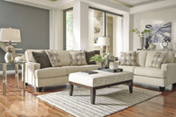 BRIELYN LINEN COLLECTION SOFA AND LOVE SEAT 2 PCS SET-61402-38-35
