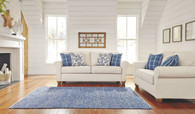ADDERBURY SKY COLLECTION SOFA AND LOVE SEAT 2 PCS SET-14403-38-35