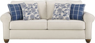 ADDERBURY SKY COLLECTION QUEEN SOFA SLEEPER-14403-39