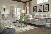 AVELYNNE OCEAN COLLECTION SOFA AND LOVE SEAT 2 PCS SET-81302-38-35