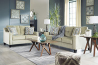 BIZZY MEADOW COLLECTION SOFA AND LOVE SEAT 2 PCS SET-69502-38-35