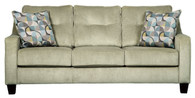 BIZZY MEADOW COLLECTION QUEEN SOFA SLEEPER-69502-39