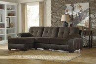 VANLEER CHOCOLATE COLLECTION SECTIONAL-15900-16-67