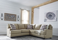 LARKHAVEN AMBER COLLECTION SECTIONAL SET-81902-66-55