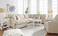 BRIONI NUVELLA SAND COLLECTION SECTIONAL SET-62305-17-34-66